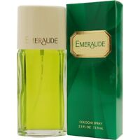 Emeraude By Coty For Women. Cologne Spray 2.5 Oz
