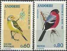 Timbres Oiseaux Andorre 240/1 ** lot 28616