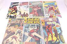 Marvel Comics Daredevil 12, 44, 57, 212, 262, 299 + Annual