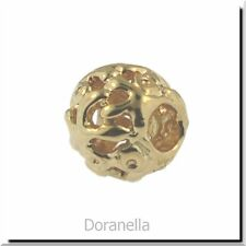 Authentic Trollbeads 18K Gold 21266 Unity, Gold :1 RETIRED