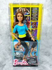 Barbie Made to Move Turquoise Top Teresa 1 wave 2016 New BNIB