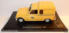 NOREV RENAULT 4 L 4L FOURGONNETTE 1962 POSTES POSTE PTT 1/43 in blister box