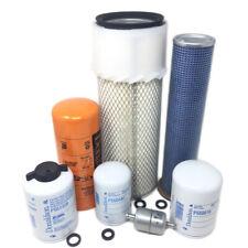 Cfkit Maintenance Filters Kit Forcase 580k Loader Backhoes