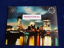 CANADIAN ASSOCIATION FIRE CHIEFS 59TH ANNUAL CONFERENCE PROGRAM BOOK MONTREAL