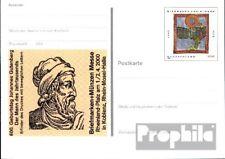 BRD (BR.Duitsland) PSo66 Speciale Postkaarten gefälligkeitsgestempelt gebruikt 2