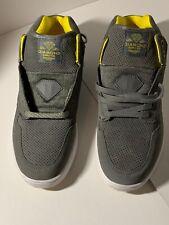 Diamond Supply Co. Boo J XL Black & White Suede Slip On Skate Shoes Black, Mens Skate Shoes Mens, Skate Shoes