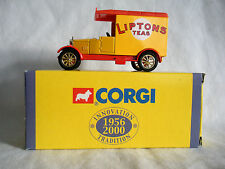 Camionnette de Livraison T Ford Van Liptons Teas - Corgi 1:43