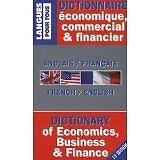 Michel Marcheteau - Dictionnaire de l'anglais économique, commercial et financie