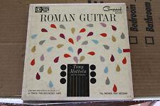 Reel To Reel Tape Tony Mottola Roman Guitar Command RS4T-816 Rare 1960