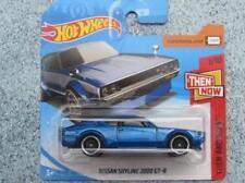 Voitures, camions et fourgons miniatures Hot Wheels GT pour Nissan