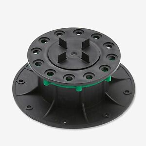 MESA Paving Support Pedestal Risers - Adjustable 60-85mm - Pack of 10