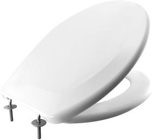 Bemis 7250ZSTX000 Ashford Toilet Seat, White