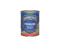 Hammerite Primaire spécial métaux non ferreux rouge 0.75 ML galva alu inox cuivr
