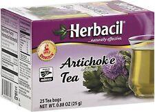 Herbacil Artichoke Tea 25 ea