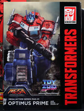 Transformers MAS-01 Optimus Prime Toys Alliance Mega Action Figure 18 inch