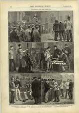 1878 Army Recruitment Examination Deserted Detected Drunkard Expelled