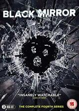 Black Mirror Season 4 [DVD][Region 2]