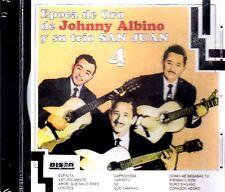 """JOHNNY ALBINO Y SU TRIO SAN JUAN - """" EPOCA DE ORO VOL.4"""" - CD"""