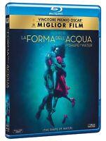 LA FORMA DELL'ACQUA - The Shape of Water (BLU-RAY) Guillermo Del Toro