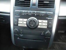 Nissan Maxima J31 Series 2 Stereo