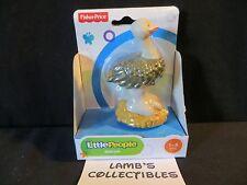 Fisher Price Little People Ostrich Animal Action Figure Preschool Pretend Toy