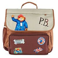 Paddington Bear Boys & Girls Backpack Suitcase for Kids NEW EXCLUSIVE