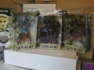 DARK AGES SPAWN SERIES 22 - THE VIKING AGE THE BLOODAXE, VALKERIE & BLUETOOTH