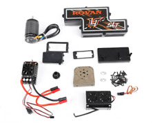 Gas Motor change to Eletric Brushless Conversion Without battery for Losi 5ive T