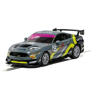 Scalextric Ford Mustang GT4 - British GT 2019 - Race Performance C4182 Slot Car