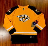 Nashville Predators Hockey Jersey #76 Subban; NHL Apparel; Youth L/Adult Small