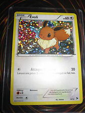 POKEMON NEUF PROMO EVOLI 12/12 2013 MACDO HAPPY MEAL MINT HOLO FRENCH NEUVE
