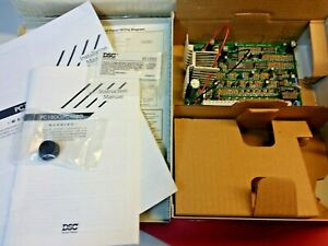 DSC PC1550 6 Zone Alarm Control Panel Classic Series NEW & Unused!