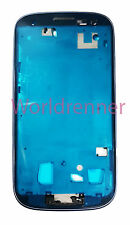 Carcasa Frontal Chasis BL LCD Frame Housing Cover Bezel Samsung Galaxy S3