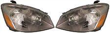For Nissan Altima 05-06 Headlights Headlamps Halogen Pair Set Left & Right New