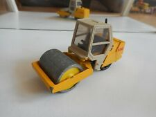 Siku Road Roller 169 ABG in Yellow/White
