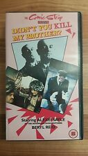 Comic Strip Presents - Didn't You Kill My Brother ? (VHS)  ( free postage )