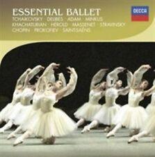 Ballet Various Classical Music CDs & DVDs