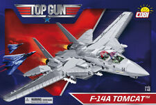 COBI F-14A Tomcat - Top Gun (5811) - 754 elem. - US multi-role fighter aircraft