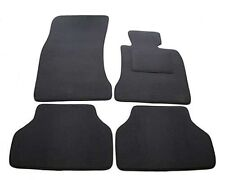 BMW E60 5 Series Auto 2003-2010 Tailored Fit Car Mats in Black