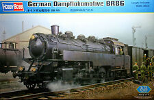 HOBBYBOSS GERMAN DAMPFLOKOMOTIVE BR86 1/72 COD.82914