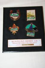 Kentucky Derby #128 Limited Edition Whas Crusade For Children Pins