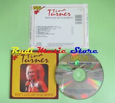 CD TINA TURNER What's love got to do with it 1983 italy VIVA (Xs2) no lp mc dvd