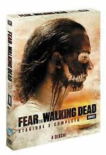 Dvd Fear the Walking Dead - Stagione 3 (4 DVD) ......NUOVO