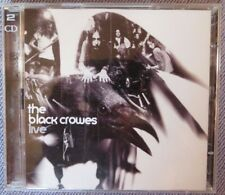 THE BLACK CROWES: LIVE ( 2 CD)