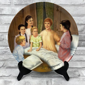 """Sound Of Music Collector Plate No. 3 In the Series """"My Favorite Things"""" Knowles"""