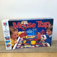 Vintage MOUSE TRAP By MB Games(1994) Board Game Childrens Games *100% COMPLETE*