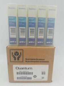 Quantum Ultrium 2 Data Cartridge .5 Inch (200/400GB) Lot of 5 NEW LTO-7