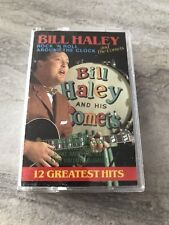 Bill Haley and the Comets ~ Rock ' N Roll Around the Clock ~ Cassette Tape