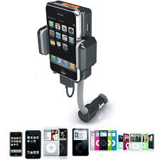 B Grade:August WT605N FM Transmitter In Car MP3Player&Charger for iPhone/Android