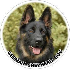 2 German Shepherd Dog No. 2. design Car Stickers By Starprint